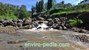 Sungai sampean Bondowoso